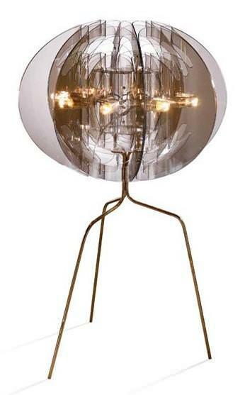 Illuminazione: lampada Atlante di Slamp