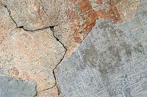 Lesioni nelle murature
