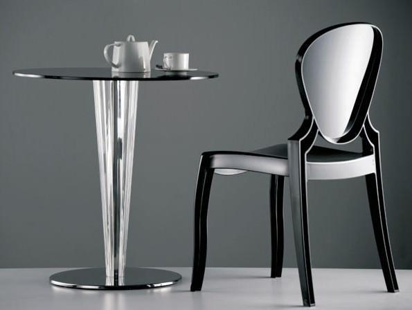 Design per single: esempio tavolino Krystal di Pedrali