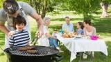 Vari modelli di barbecue