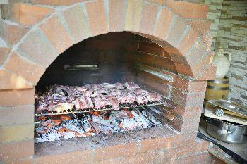 barbecue fisso