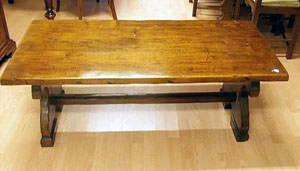 Mobilificio Rudiana: tavolo classico fratino