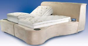 Smettere di russare: Starry NIght™ Sleep Technology Bed