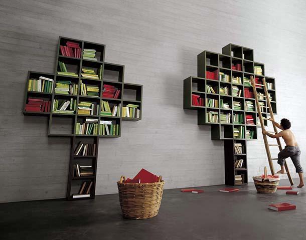 librerie 30mm Lago