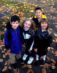 I bambini e l'ambiente