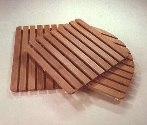 Mana: pedana in legno di faggio