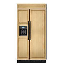 Kitchen Aid: frigorifero americano da incasso