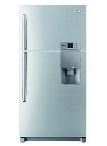 LG: frigorifero combinato con drink dispenser