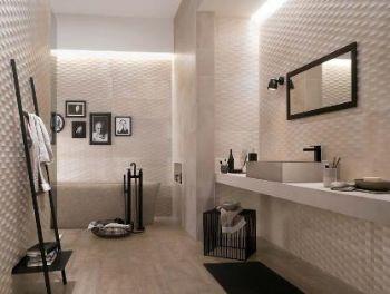 Rivestimenti per il bagno - Smalto per pareti bagno ...