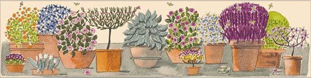 Ceramiche Bardeli:collezione Design, Julia Binfield