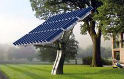 Albero fotovoltaico Beghelli