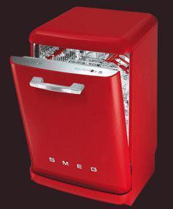 Smeg: lavastoviglie a libera installazione