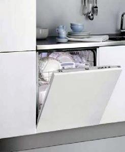 Whirlpool: lavastoviglie 4 programmi a scomparsa