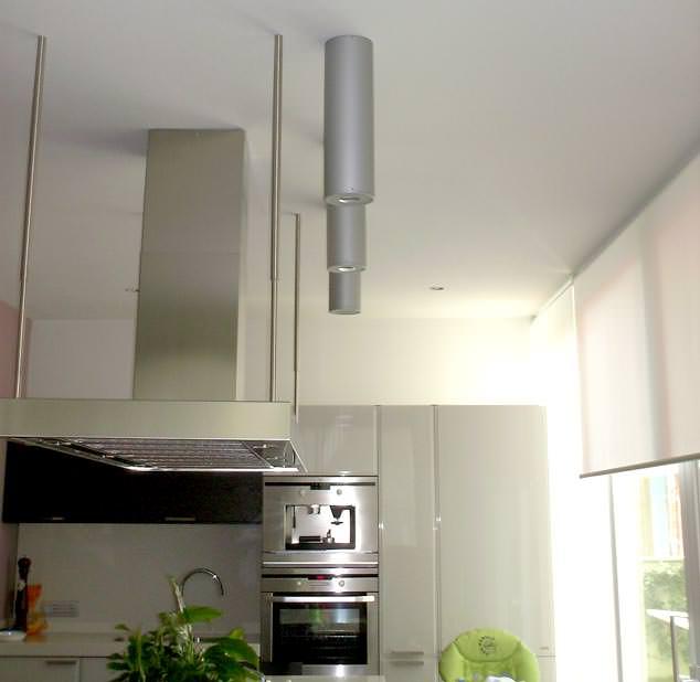 Tecniche di illuminazione cucina - Luce per cucina ...