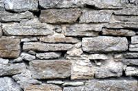 Finiture di facciata: muratura in pietra