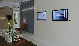 Salone del Mobile di Milano: TV Samsung a tecnologia LED Serie 7.