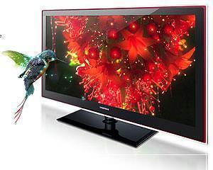 TV Samsung a tecnologia LED Serie 7
