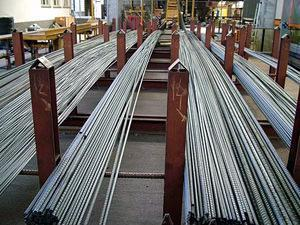 A e G ferro e metalli: barre ad aderenza migliorata