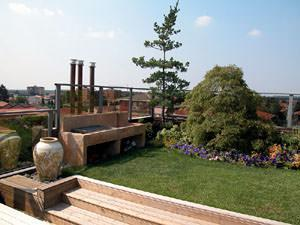 Giardini pensili: Archiverde