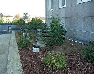 Giardini pensili: Tecnocoperture, copertura giardino a Vicenza