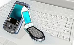 Controllo da PC e telefono cellulare