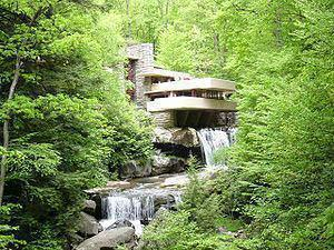 Casa sulla cascata di Wright - Wikipedia