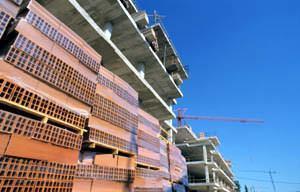 Edifici in costruzione