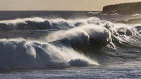 Energia elettrica dalle onde del mare
