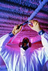 Rimozione copertura in amianto