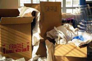 Imballaggi per il trasloco