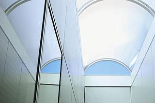 PLEXIGLAS HEATSTOP® XT lucernari a cupola