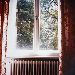 non lasciare tende chiuse davanti ai termosifoni