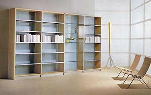 Acerbis International: libreria Cambridge
