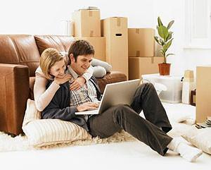 Cercare casa su internet