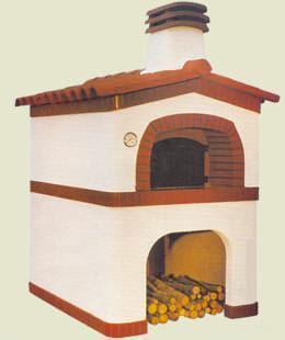 Il forno a legna - Forno microonde e tradizionale insieme ...