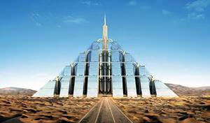 Ziggurat di Dubai