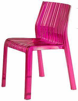 Seduta Frilly di Kartell, designer Patricia Urquiola