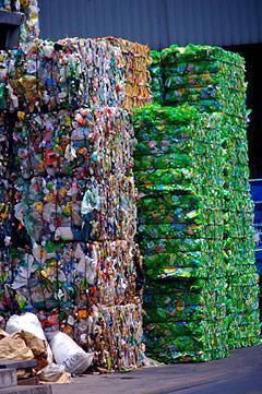 Assemblaggio rifiuti