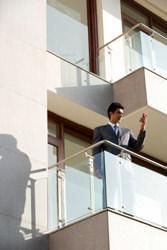 Balconi e distanze