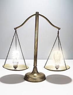 lampadina a fluorescenza : All UE dicono che con lquelle di nuova generazione i cittadini ...