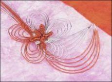 fiore in filo metallico