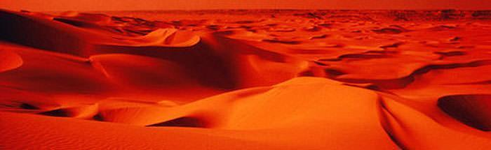 Libia deserto