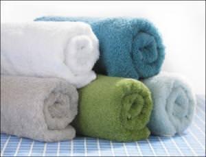 arte di piegare gli asciugamani da bagno è la sorella meno ...