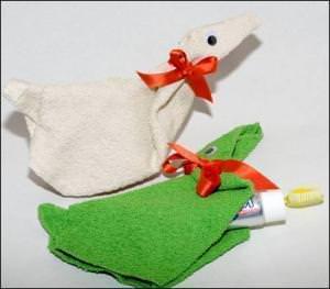 asciugamani papere