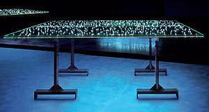Led table di Ingo Mauer