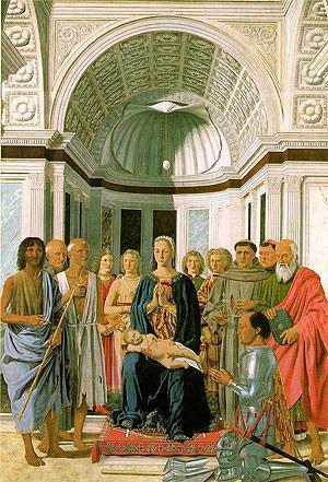 Piero della Francesca: la Sacra Conversazione