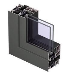 Reynaers aluminium: sistema CS77 a taglio termico