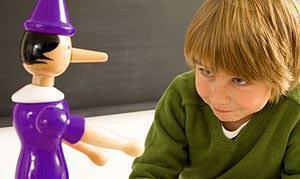 Bimbo e Pinocchio