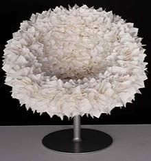 Bouquet bianco di Moroso