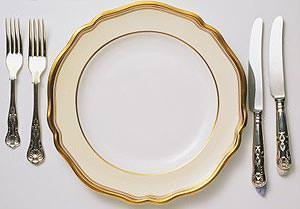 Tavola e piatto